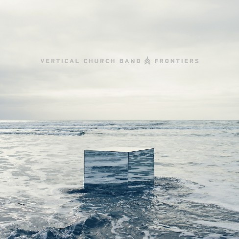 Vertical church band - Frontiers (CD) - image 1 of 1