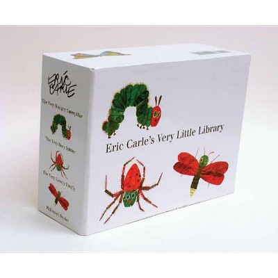 Eric Carle's Very Little Library - (Board_book)