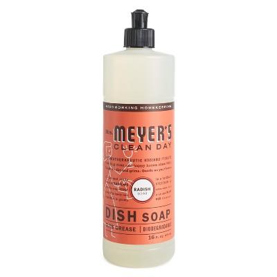 Mrs. Meyer's Radish Scented Dish Soap - 16 fl oz