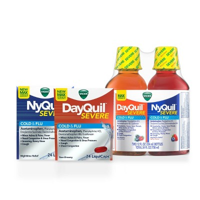 DayQuil/NyQuil Collection