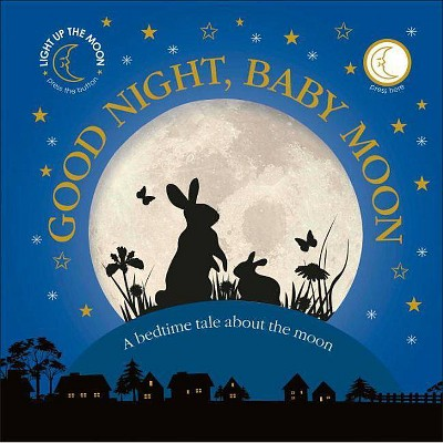 Good Night, Baby Moon - by James Mitchem (Hardcover)