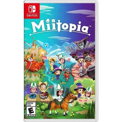 Miitopia - Nintendo Switch - image 1 of 4