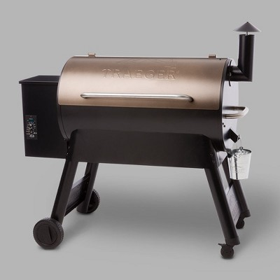 Traeger Pro Series 34 Pellet Grill TFB88PZB - Bronze