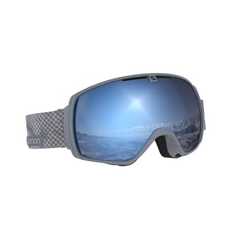 393fa80ce5b Salomon Xt One Sigma Skiing Ski Snowboarding Blue Tinted Goggles Snow Gear