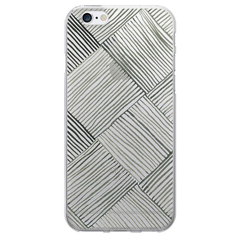 iPhone 6/6S Case - OTM Artist Prints Clear - Woven - image 1 of 1