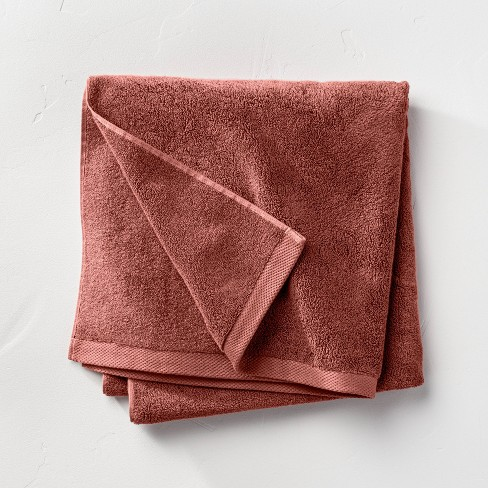 Organic Bath Towel - Casaluna™ - image 1 of 4