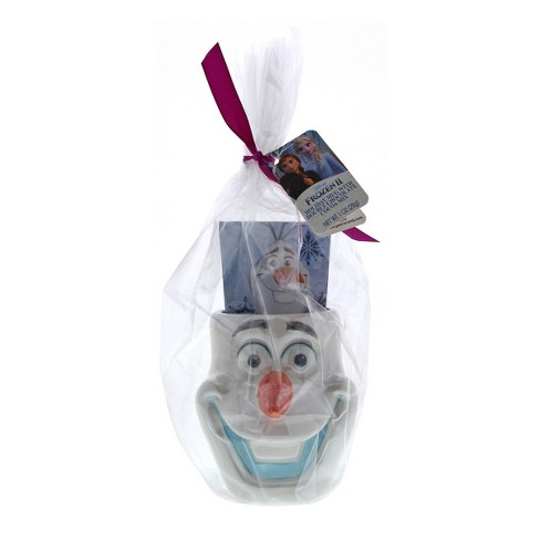 Disney Frozen 2 Pearlized Olaf Sculpted Mug with Cocoa - 1oz - image 1 of 1