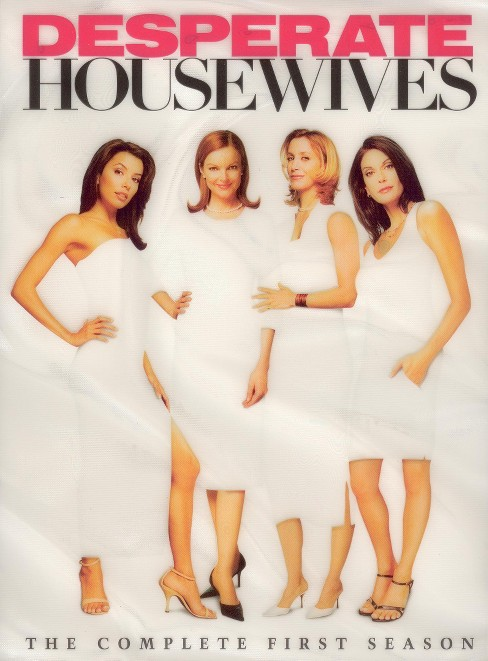 Desperate Housewives: The Complete First Season [6 Discs] - image 1 of 1