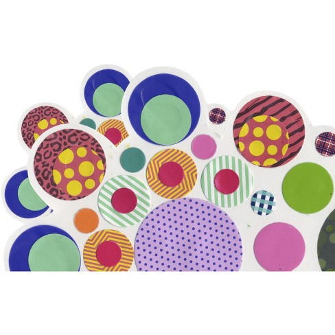 Roylco Paper Popz, Collage Circles, set of 1500 - image 1 of 2