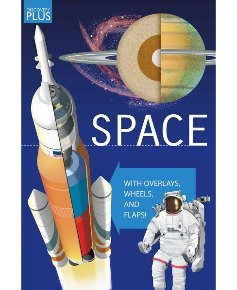 Space -  (Discovery Plus) by Jen Green (Hardcover) - image 1 of 1