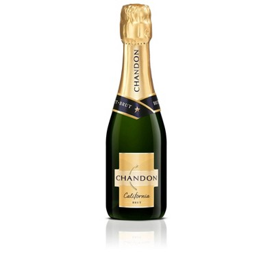 Chandon Brut Sparkling Wine - 187ml Mini Bottle
