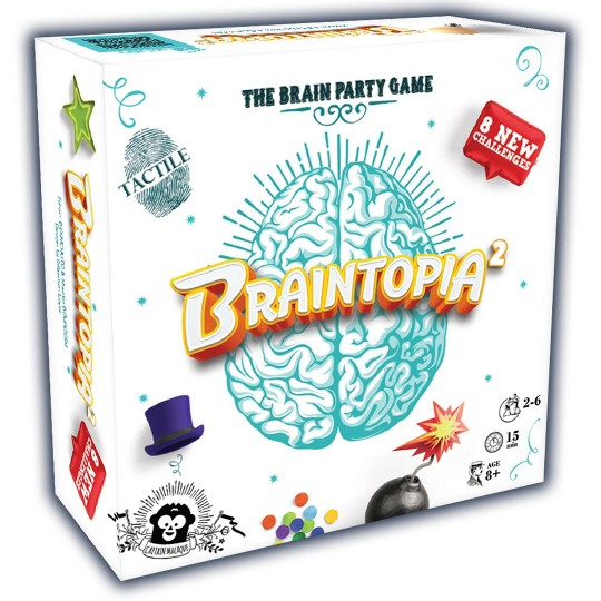 Captain Macaque Studios Braintopia 2 Game image number null