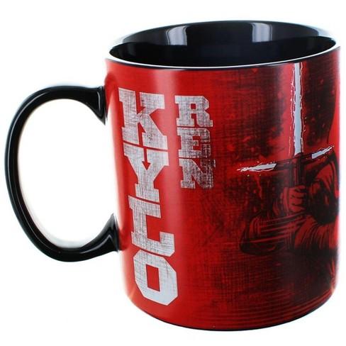 "Se7en20 Star Wars ""The First Order Kylo Ren"" Coffee Mug - image 1 of 2"