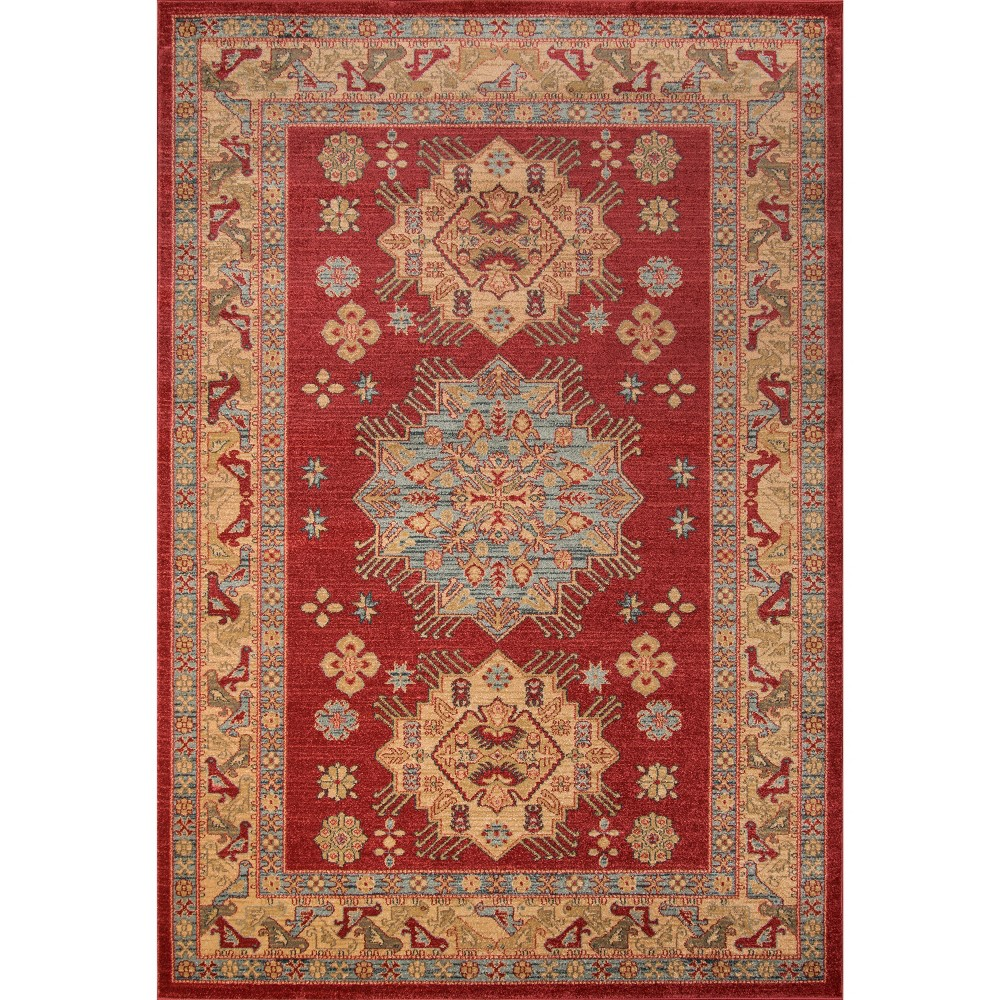 Susa Area Rug - Red (9'-3