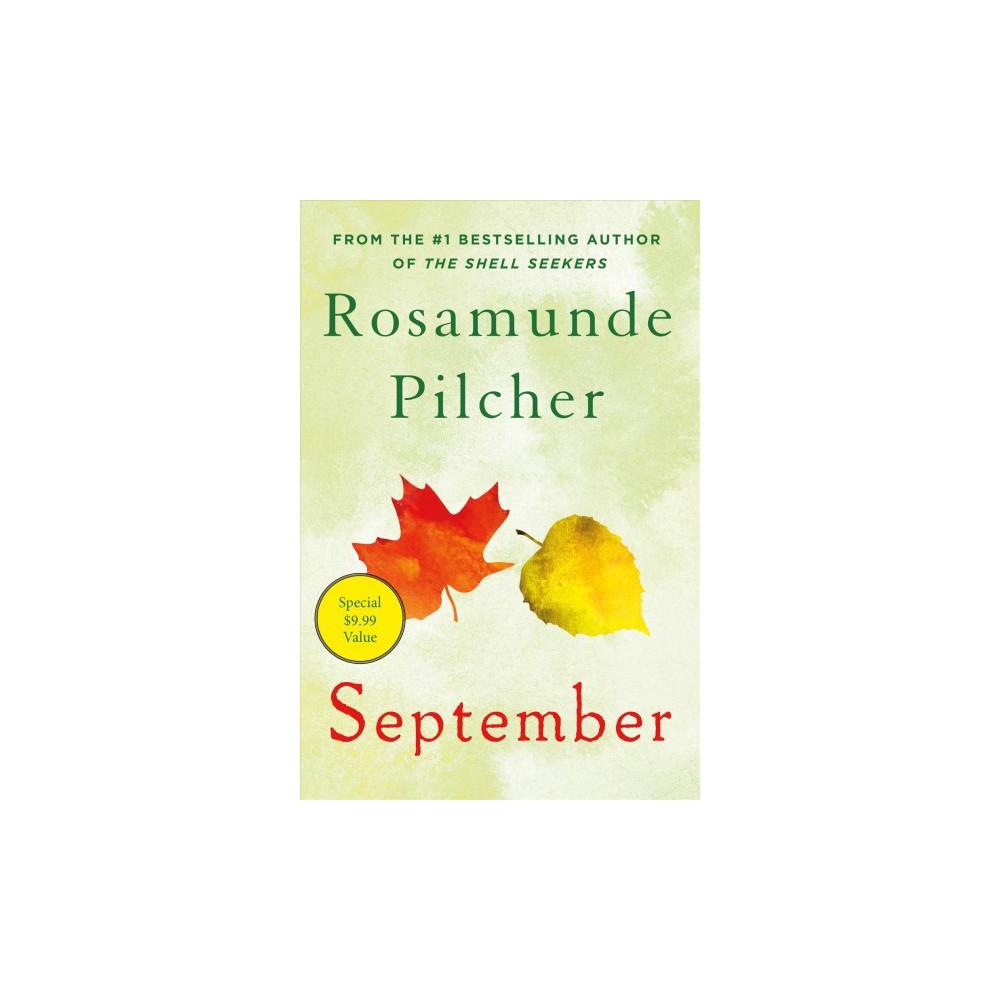 September - Reprint by Rosamunde Pilcher (Paperback)