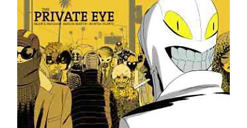 Private Eye (Deluxe) (Hardcover) (Brian K. Vaughan) - image 1 of 1