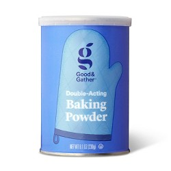 Double Acting Baking Powder - 8.1oz - Good & Gather™