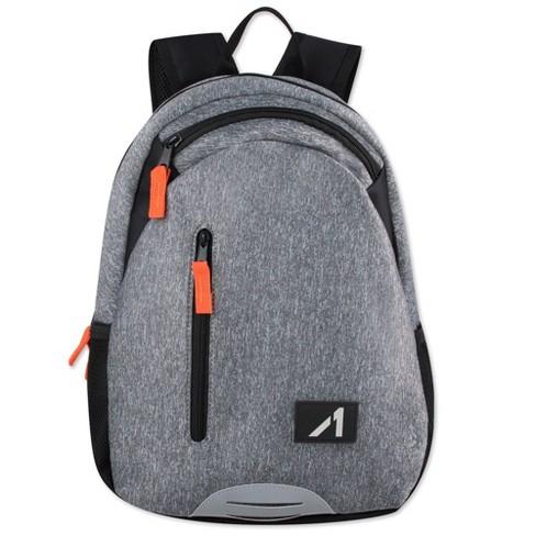 "Alive 18"" Neoprene Backpack - Gray - image 1 of 4"
