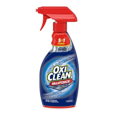 OxiClean MaxForce Laundry Stain Remover Spray - 12 fl oz