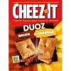 Cheez-It Duoz Bacon & Cheddar Baked Snack Crackers 12.4oz - image 2 of 4