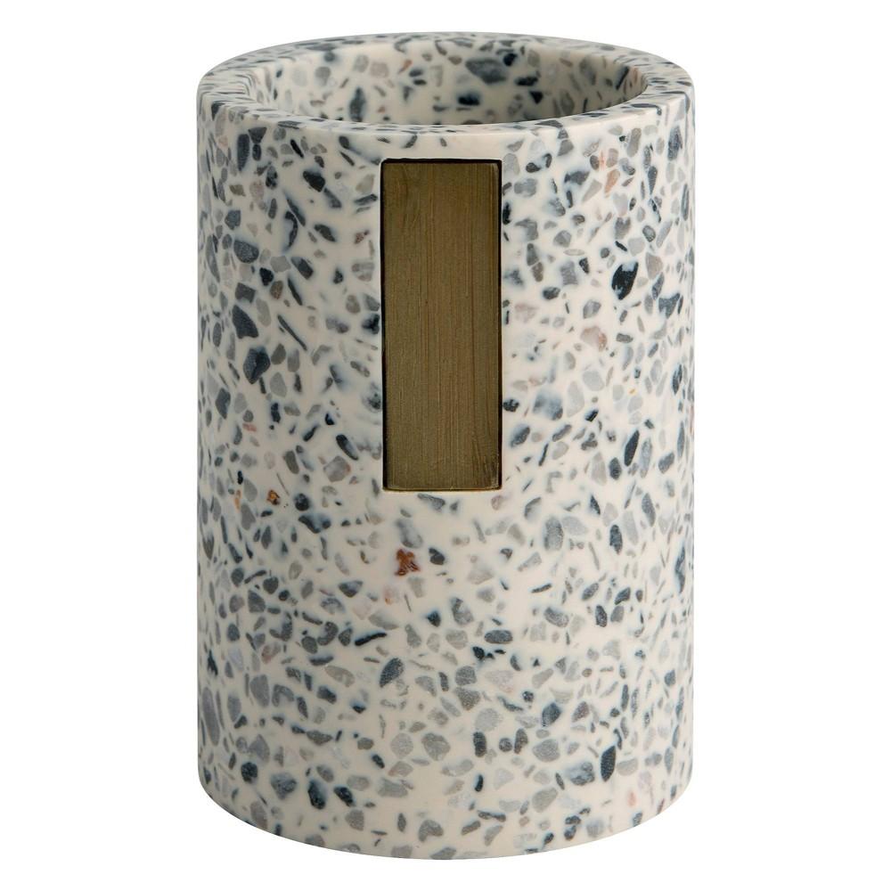 Lerrazzo Tumbler Gray Natural Allure Home Creations