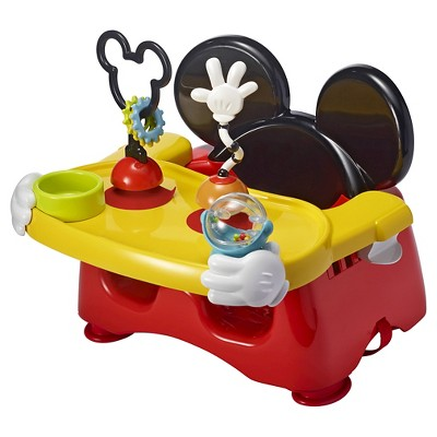 The First Years Disney Baby Mickey Mouse Helping Hands Feeding & Activity Seat