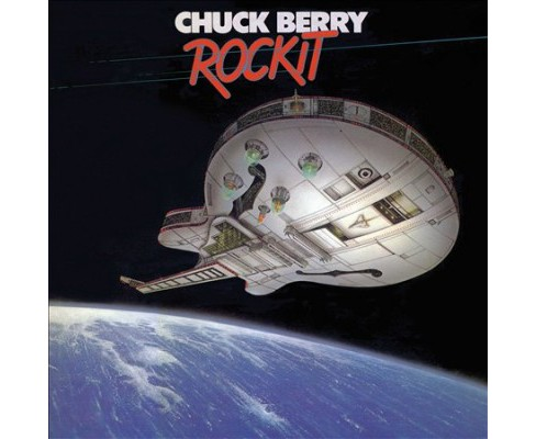 Chuck Berry - Rockit (CD) - image 1 of 1