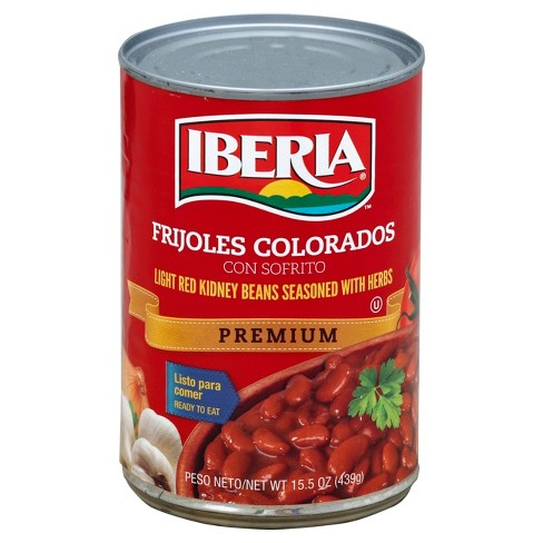 Iberia Pink Beans with Herbs 15.5oz - image 1 of 1