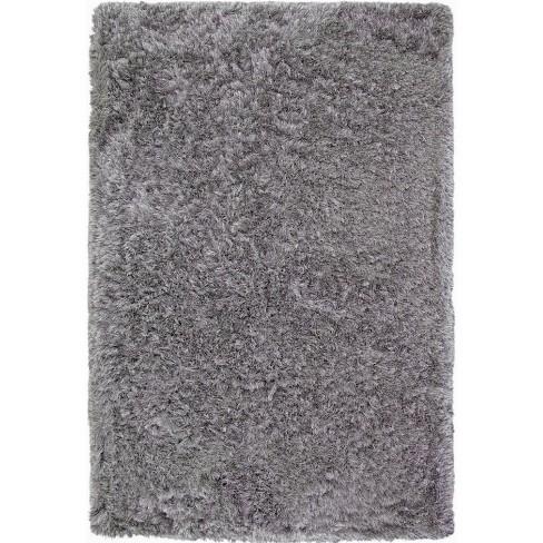 Abacasa Luxe Grey 8x10 Area Rug