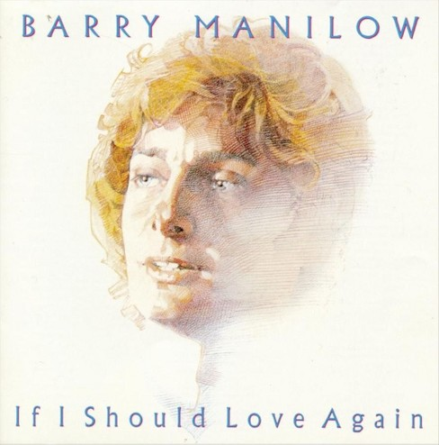 Barry manilow - If i should love again (CD) - image 1 of 3