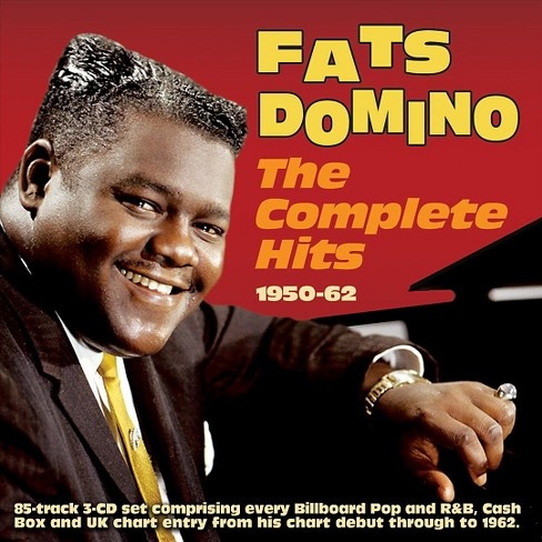 Fats Domino - Fats Domino:Complete Hits 50-62 (CD) - image 1 of 1