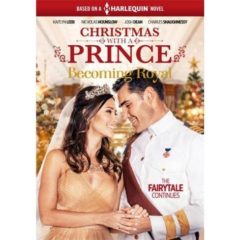 Christmas with a Prince: Becoming Royal (DVD) - image 1 of 1