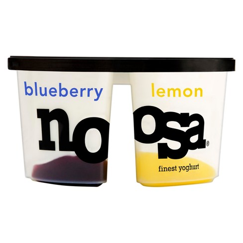 Noosa Blueberry & Lemon Australian Style Yogurt - 7oz - image 1 of 1