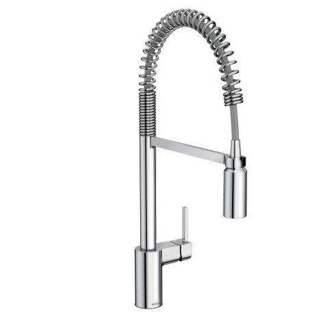 Moen 5923 Align 1 5 Gpm Single Hole Pull Down Kitchen Faucet