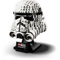 647-Pc LEGO Star Wars Stormtrooper Helmet 75276 Building Kit Deals
