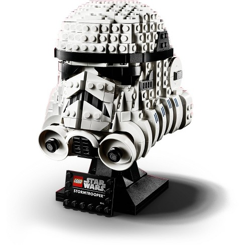LEGO Star Wars Stormtrooper Helmet Building Kit; Star Wars Collectible for Adults 75276 - image 1 of 4