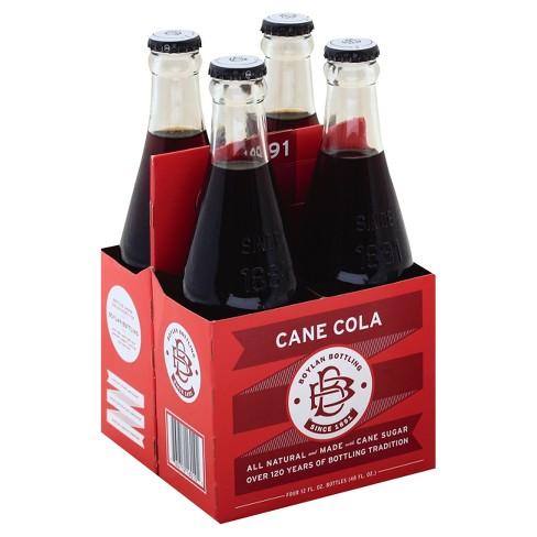 Boylan Cane Cola - 4pk/12 fl oz Glass Bottles - image 1 of 1