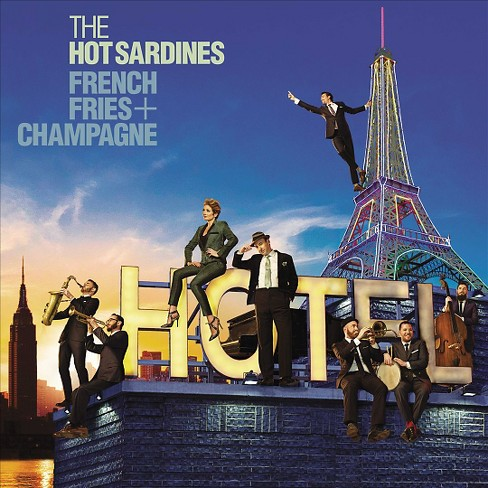 Hot sardines - French fries & champagne (Vinyl) - image 1 of 1