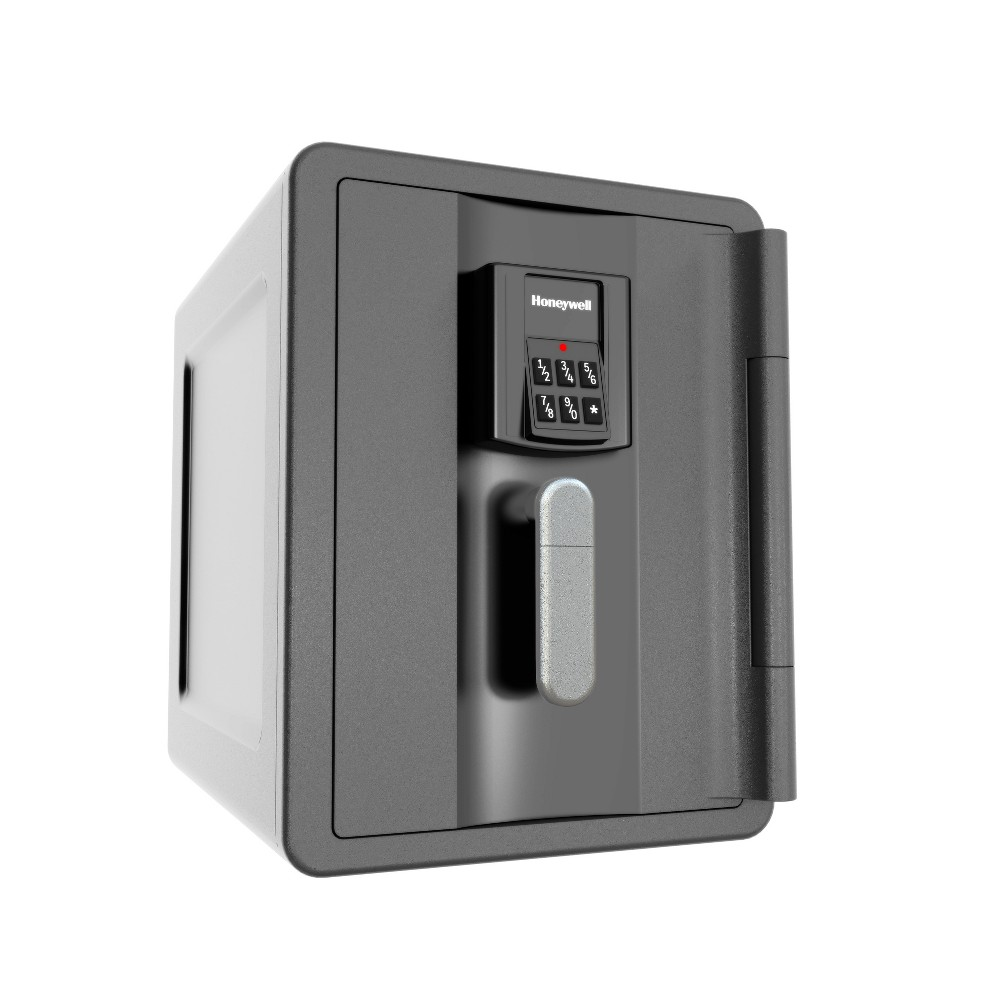 Image of Honeywell Fire & Waterproof Safe Digital Lock .7 cu ft - 812901, Black