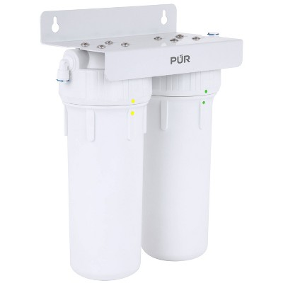 PUR Dual Stage POU Universal Water Filtration System