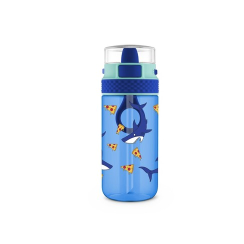 Ello Stratus 16oz Plastic Kids Tritan Water Bottle - image 1 of 4