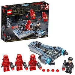 LEGO Star Wars Sith Troopers Battle Pack 75266 Stormtrooper Speeder Vehicle Building Kit