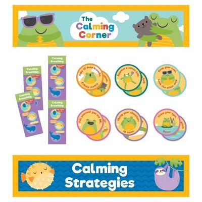 69pc Calming Strategies Instructional Set - Carson Dellosa