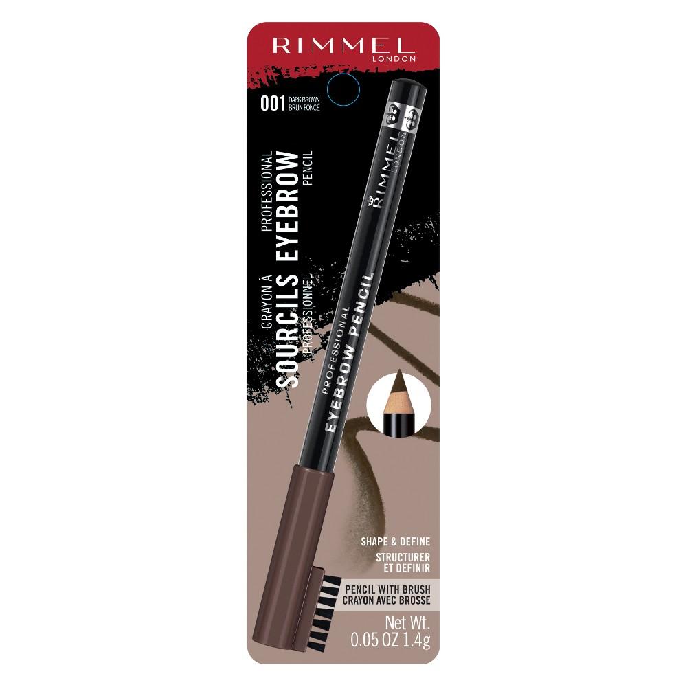 Ean 3607343011846 Rimmel Professional Eyebrow Dark Brown