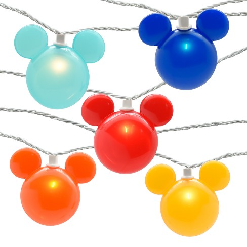Disney Mickey Mouse & Friends String Lights - image 1 of 1