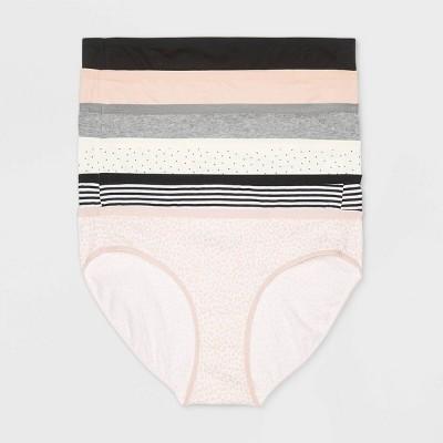 Women's Cotton Bikini 6pk - Auden™