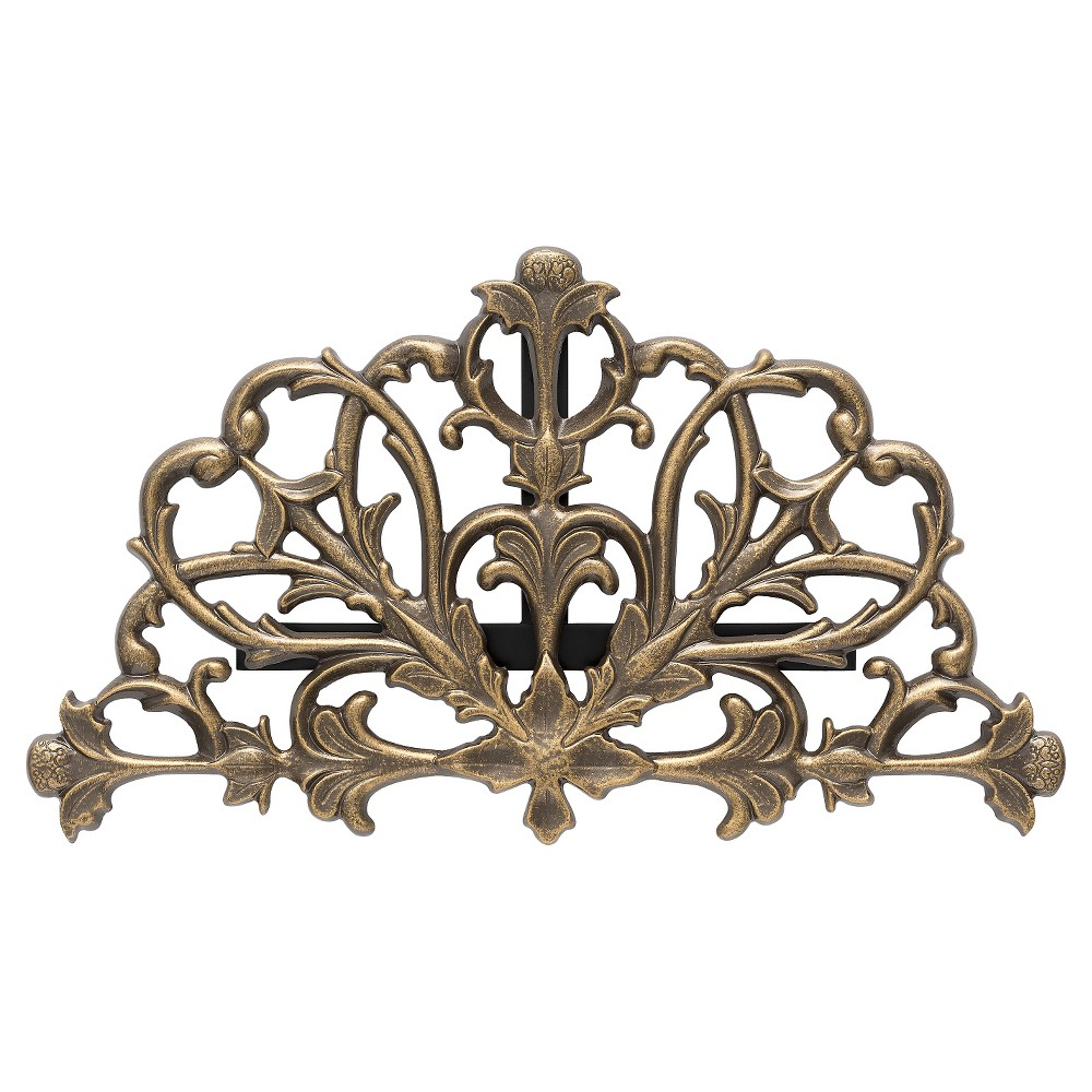 Image of Filigree Hose Holder - French Bronze - Whitehall Products