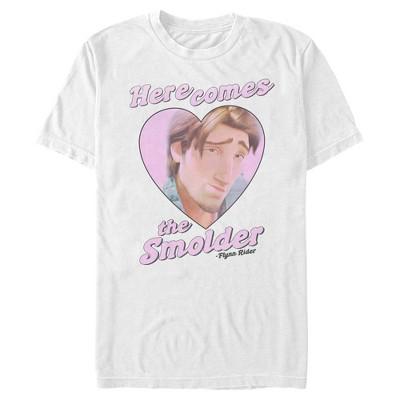 Men's Tangled Flynn Rider Here Comes the Smolder T-Shirt