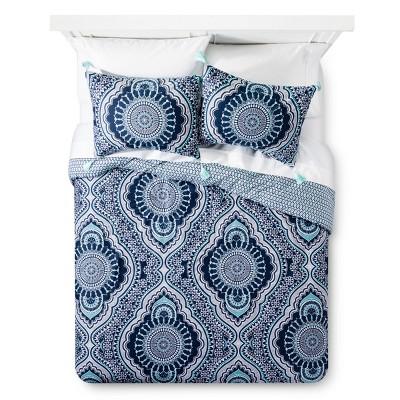 Blue Akina Comforter Set - Mudhut™