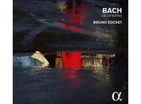 Bruno cocset - Bach:Cello suites (CD) - image 1 of 1